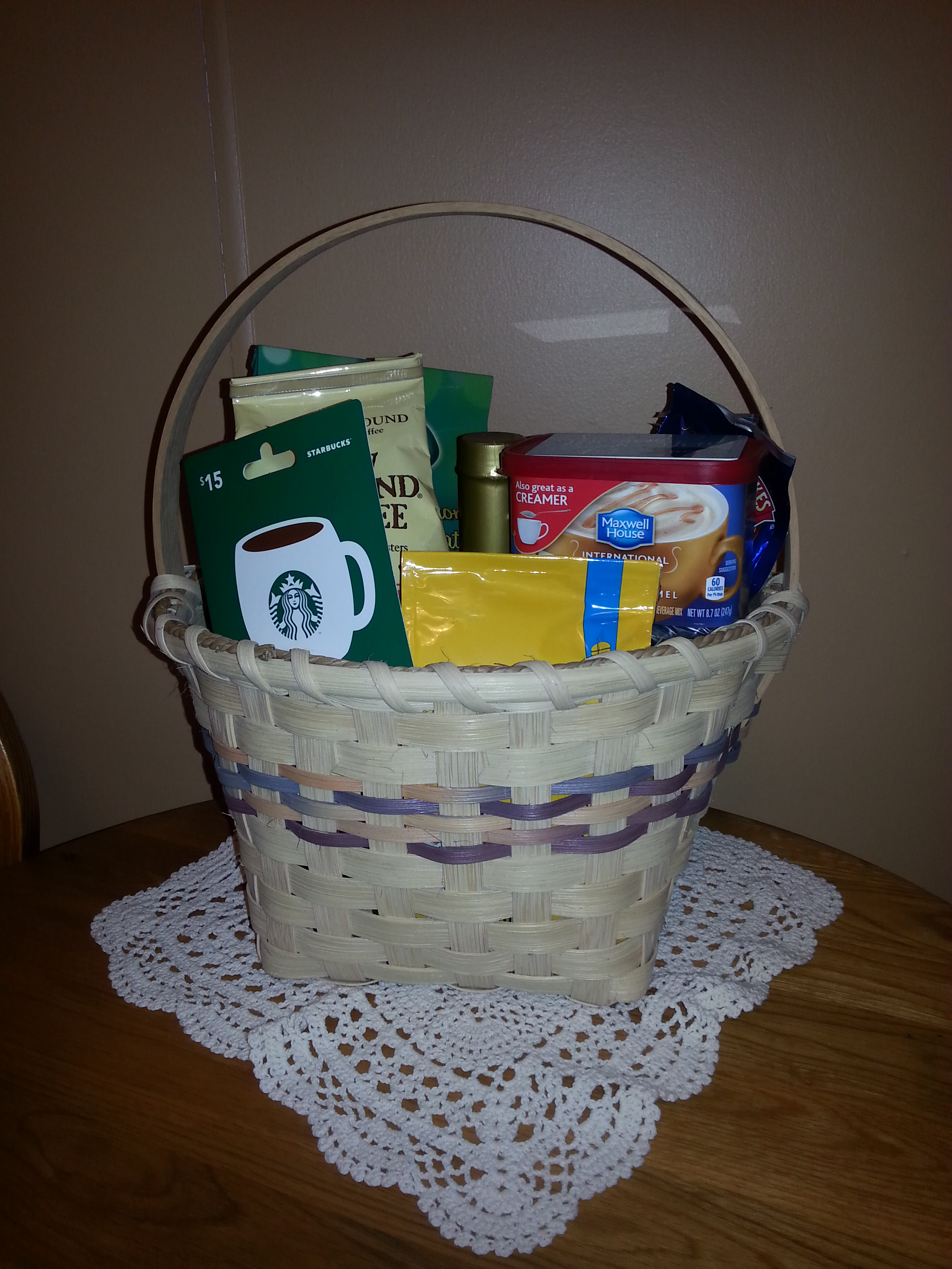 CS2 Coffee Basket