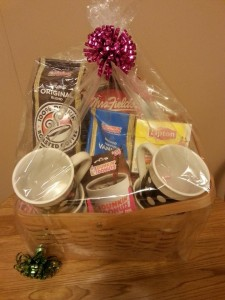 Coffee & Cookie Basket