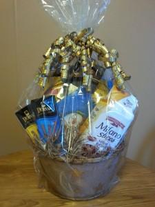 Gevalia Coffee Basket